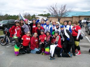 Mississippi Roller Girls and Motor Maids