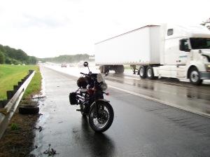 70 mph bike wash