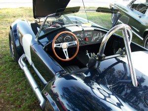 Shelby Cobra at Cruisin the Coast